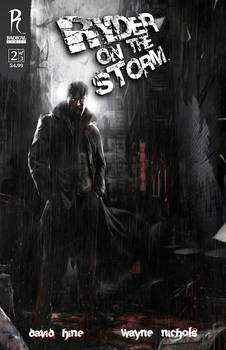 Ryder on the Storm 2 Cover