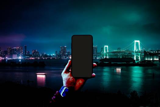 Phone Dark5