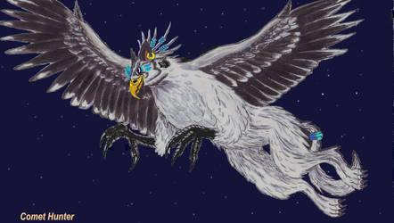 TallonRoe-Comet Hunter by Bal-burd
