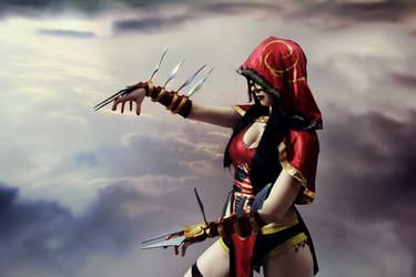 Sadira Killer Instinct