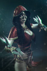 Sadira Killer Instinct by Taorich