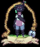 T: Aravi by Vadovas