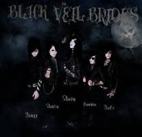 Black Veil Brides For Ever by JadeWeirdo13