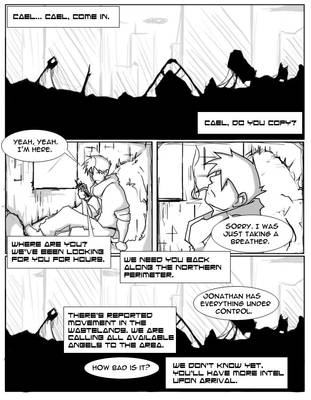 Anathema Complex -- Page 1 by anathemacomplex
