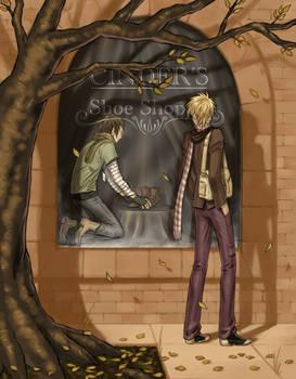 Cinder's Shoe Shoppe