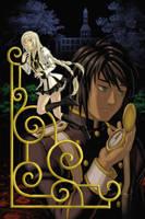 Azalea and Zephan by slimu