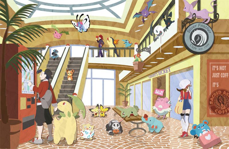 Výsledek obrázku pro anime mall deviantart