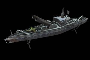 the battle ship