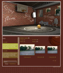 Street Ball Maniacs site