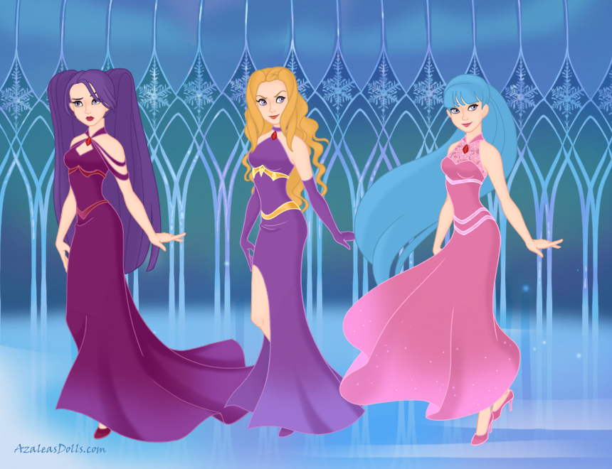 The Dazzlings by PrincessCillerenda