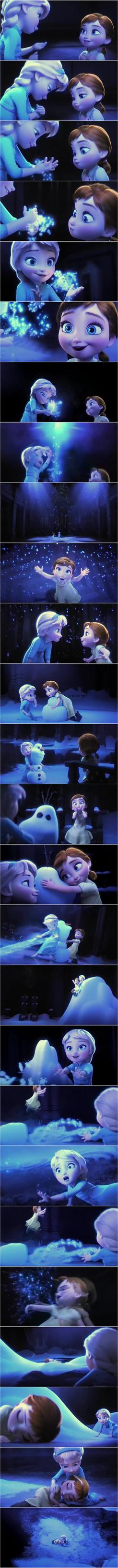 Frozen  by LorSean