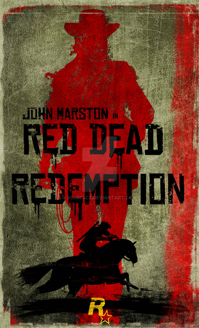 Red Dead Redemption by SC4RF4C3