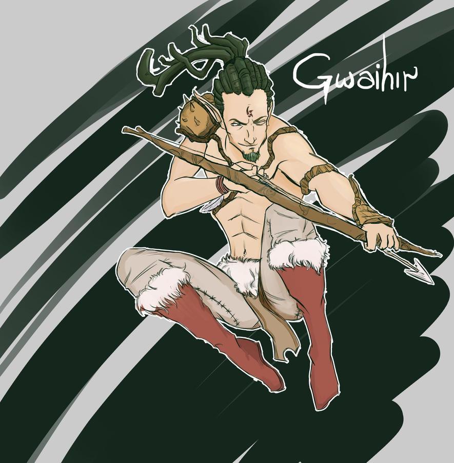 Gwaihir by Guinicius
