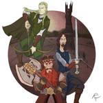 Let's Hunt Some Orc