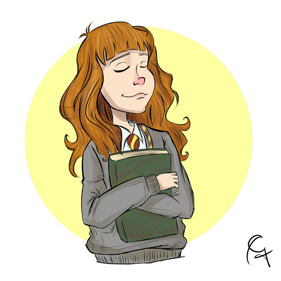 Hermione Granger by Guinicius