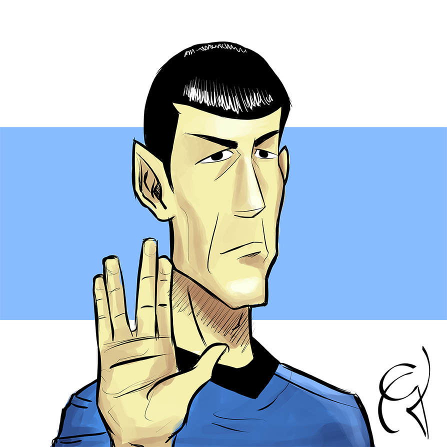 Live Long and Prosper by Guinicius