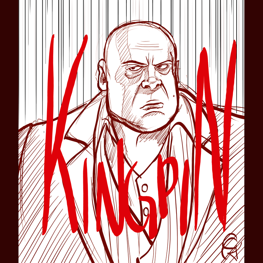 Wilson Fisk by Guinicius