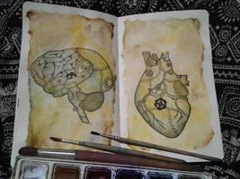 Sense and Sensibility by rusinovamila