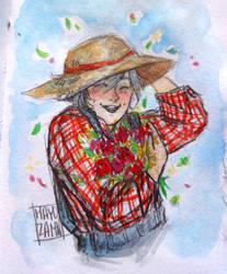 Gardener by Mayo-zamn