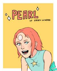 Steven Universe - Pearl by 35THESTRANGE