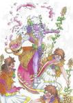 Dionysus and Maenads