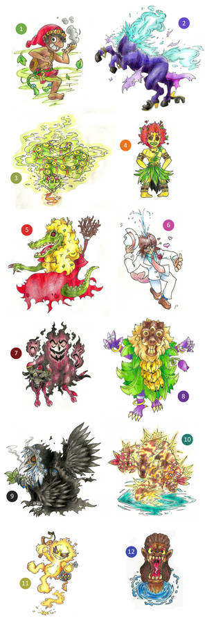 Brazilian folklore galore! part 1