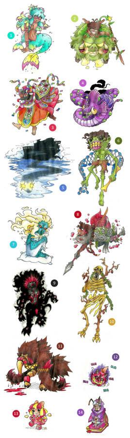 Brazilian folklore galore! part 2