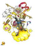 Son Goku, the Monkey King