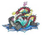 Genbu, Black Tortoise of the North