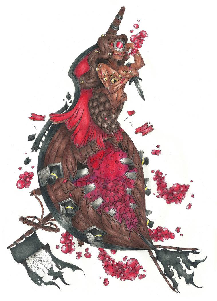 Duke of Hell by DeadTheFox on DeviantArt