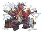 Shuten-Doji, Supreme Oni Overlord