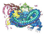 Seiryuu, Azure Dragon of the East