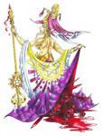 Astarte, Goddess of love and war