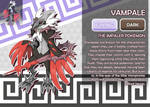 Vampale, the Impaler Fakemon