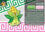 Viscob, the Corn Kernel Fakemon