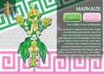 Markaize, the Corn Stalk Fakemon
