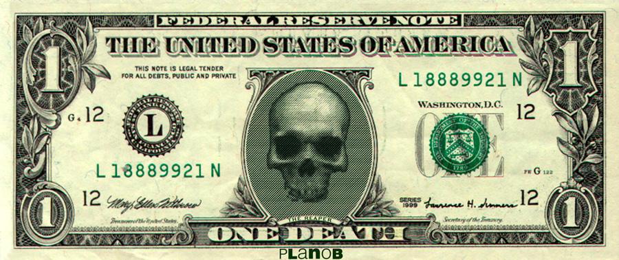 """Oficial Sênior do governo Obama declara: """"Nós vamos MATAR o dólar"""""""