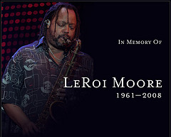 In Memory Of LeRoi Moore by dMbStyle