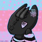 [AT] Eve Hallows by darkrai-umbreon08