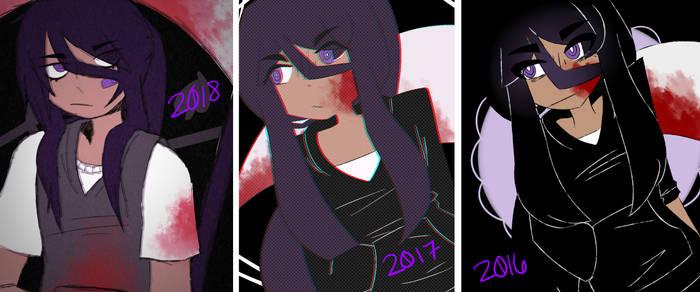 2016 - 2018 progress by amaisou