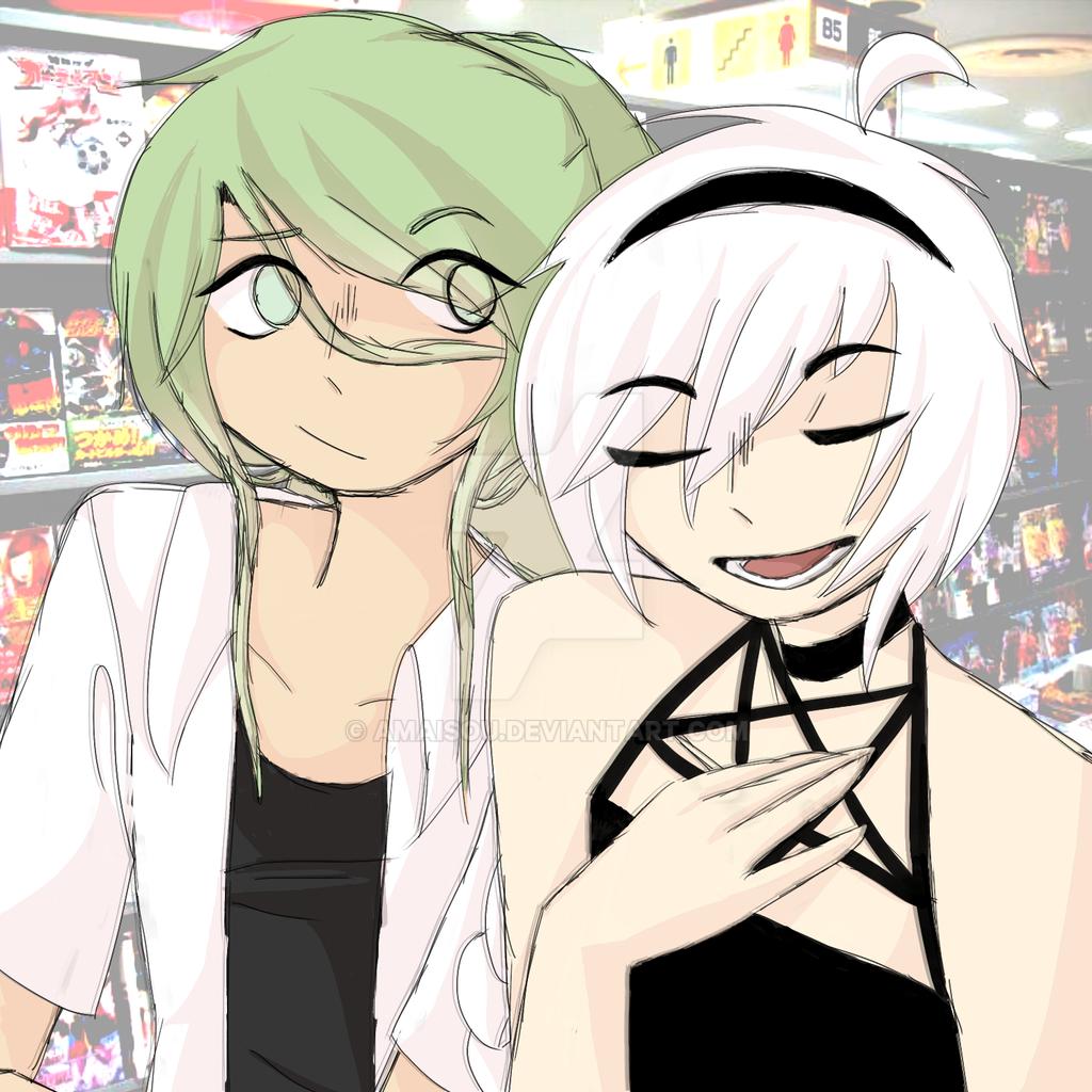 shopping date by amaisou