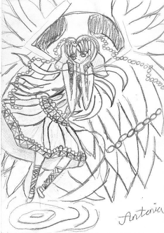 earthangel by PieChan34-Creations
