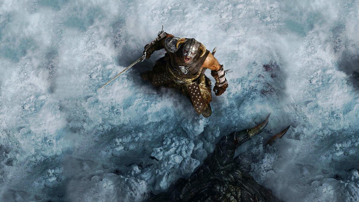 Skyrim: Dragonborn by koppachino