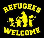 Alien Refugees - Refugees Welcome