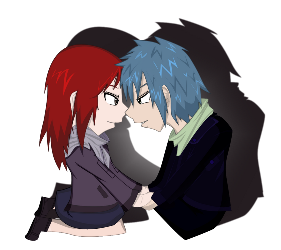 Chibi Jerza by darely2653