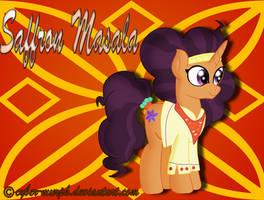 Saffron Masala by Cyber-murph