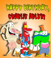Happy Birthday, Charlie Adler! by Cyber-murph