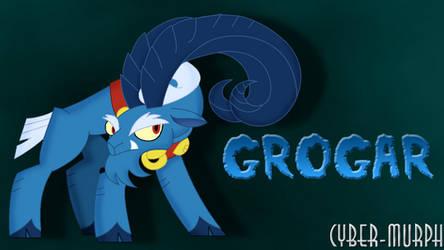 Grogar by Cyber-murph