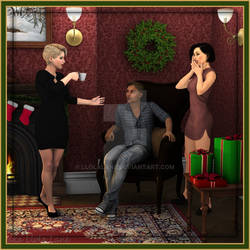 HOLIDAY NOOK PARTY