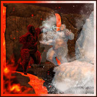 Fire And Ice Rockmen